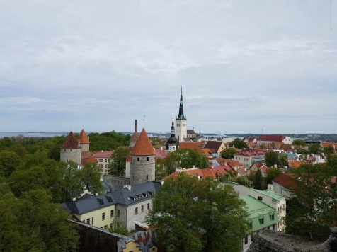 City Center..but more to Estonia than this