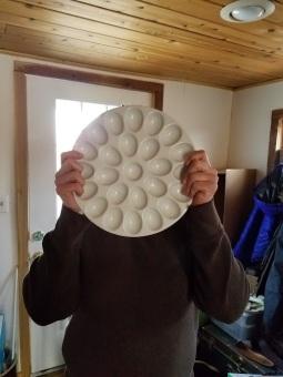 The Egg Tray
